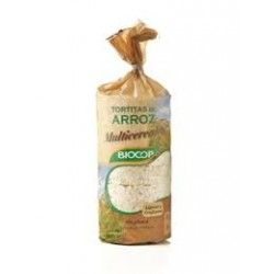 Tortitas de arroz multicereales 200g