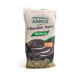 Tortitas de arroz con chocolate 100g